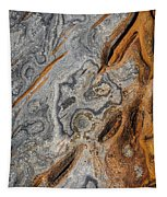 Point Lobos Abstract 4 Tapestry