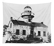 Point Loma Lighthouse Tapestry