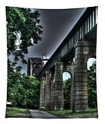 Point Pleasant West Virginia Tapestry