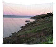 Point Reyes Sunset Tapestry