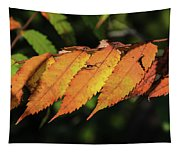 Poison Sumac Golden Kickoff To Fall Colors Tapestry