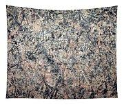 Pollock's Number 1 -- 1950 -- Lavender Mist Tapestry