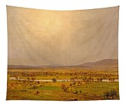Pompton Plains. New Jersey Tapestry