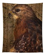 Ponce Inlet Hawk Tapestry
