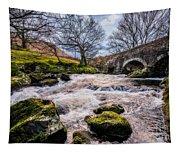 Pont Y Ceunan Bridge Tapestry