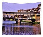 Ponte Vecchio Bridge - Florence Tapestry