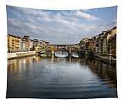 Ponte Vecchio Tapestry