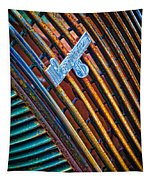 Pontiac Grille Tapestry