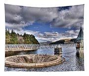 Pontsticill Reservoir 2 Tapestry