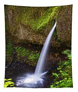Ponytail Falls - Columbia River Gorge - Oregon Tapestry