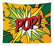 Pop Art 4 Tapestry