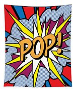 Pop Art Tapestry by Gary Grayson