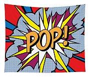 Pop Art Tapestry