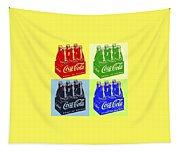 Pop Coke Tapestry