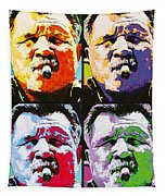 Pop Ditka Tapestry