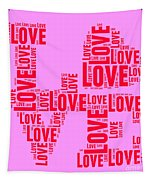 Pop Love 4 Tapestry
