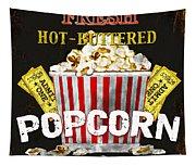 Popcorn Please Tapestry