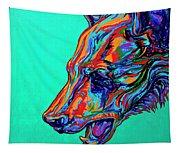 Poppa Bear Tapestry