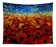 Poppies 2 Tapestry