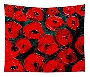 Poppies 3 Tapestry