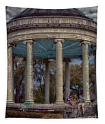 Popps Bandstand In City Park Nola Tapestry