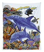 Porpoise Reef Tapestry