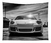 Porsche 911 Gt3 Tapestry