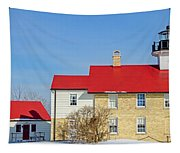 Port Washington Light Station  Tapestry
