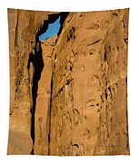Portal Through Stone Tapestry