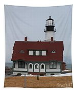 Portland Head Lighthouse 8512 Tapestry