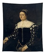 Portrait Of A Lady Tapestry