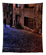 Post Alley - Seattle Tapestry