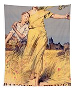Poster Advertising The National Loan Tapestry