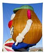 Potato Head Balloon Tapestry