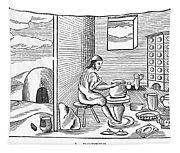 Potter, 1659 Tapestry