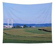 Power Plant Energy Tapestry