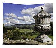 Powis Castle Garden Urn Tapestry