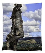 Powis Castle Statuary Tapestry