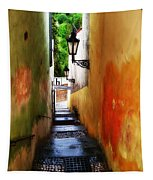 Prague - Street Tapestry