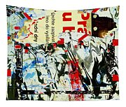 Prague Spring Tapestry