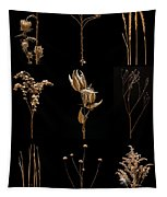 Prairie Plant Still Life Tapestry