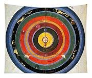 Pre-copernican Universe Tapestry