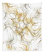 Precious Metal 1 White Decorator Collection 1 Tapestry