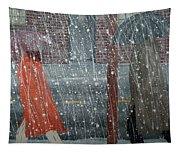 Precipitous Afternoon Tapestry