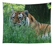 Predator In The Grass Tapestry