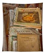Preferred Reading Material Tapestry