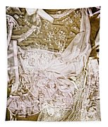 Pretty Things 1 - Lingerie Art By Sharon Cummings Tapestry