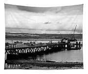 Priddy's Hard Jetty Tapestry