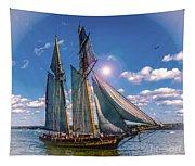 Pride Of Baltimore 3 Tapestry