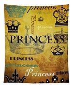 Princess 1 Tapestry